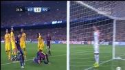 Барселона 1:0 Апоел ( Никозия ) 17.09.2014