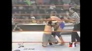Raven vs Kurt Angle (hardcore Match) 2001