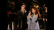 backstreet boys ft shania twain - from this moment on (live)