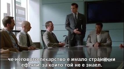 [bg sub] Костюмари / Suits Episode 4
