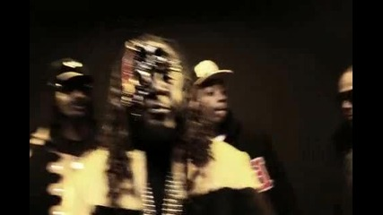 New !! Cd Rip ~ Wiz Khalifa - Black And Yellow [g - Mix] + lyrics