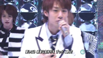Music Station Kat-tun Special Medley 16.05.2008