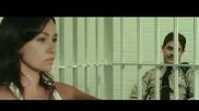 Готин кадър на яката героиня Мерибет от филма Брадвата 3 (2013)