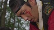 Arang and The Magistrate / Аранг и Магистратът (2012) - Е11 част 3/4
