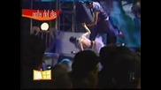 Дулсе И Маите Падат На Сцената