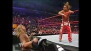 Wwe бг аудио Shawn Michaels vs Randy Orton