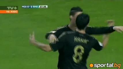 Малага - Реал (м) 0:4