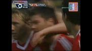 25.04 Красив гол на Чаби Алонсо ! Хъл Сити - Ливърпул 1:3