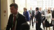 Меркел се прибра: Усещането е велико