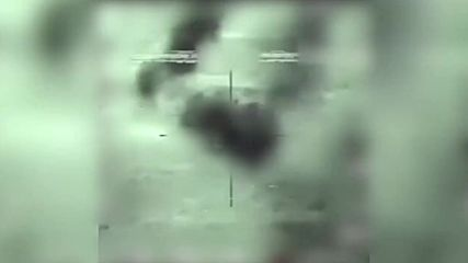 Syria: Israeli military releases video of strikes on alleged Iranian forces in Syria
