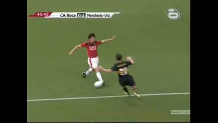 Бока Хуниорс 0 - 2 Манчестър Юнайтед Валенсия
