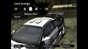 Need For Speed Most Wanted - fully Poluice Gto