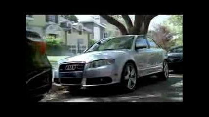 Реклама На Audi A4