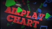 The Voicetv - Airplay Chart part.1 (20.02.2016)