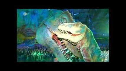 Чудо на техниката - роботи динозаври