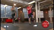 Страхотна фитнес тренировка, фаза 2, кардио
