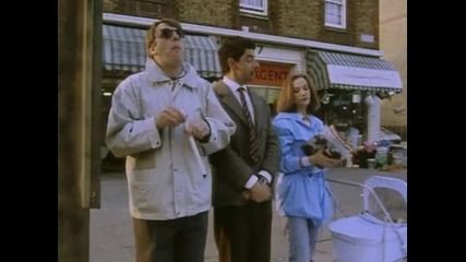 Mr Bean - Bus Stop and Blind Man