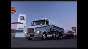 Американски камиони срещу Европейски камоиони