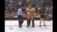 Трите Хикса и Крис Джерико - Raw is War Април 2000