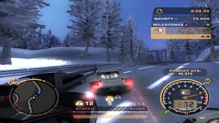 Need For Speed Most Wanded - [kukite]