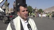 Yemen: 'Stop the aggression!' - Resolute protest in Sanaa condemns Saudi-led coalition