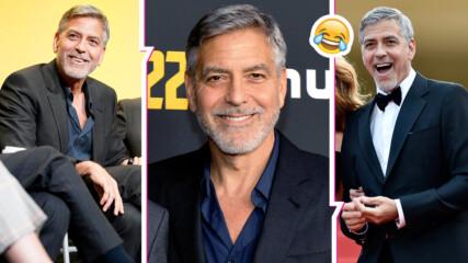 """Джордж Клуни отвратен от колеги: """"Защо кръщават децата си със странни имена?"""""""