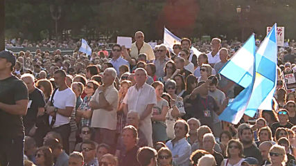 Argentina: Thousands demand justice for prosecutor Nisman on fifth death anniv
