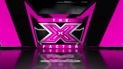 Meet Krysten Colon Take 1 - The X Factor Usa 2012