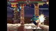Mugen Megaman X Vs. Millia