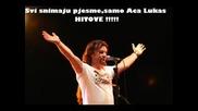 Aca Lukas - Nocas mi se nespava (hq) (bg sub)