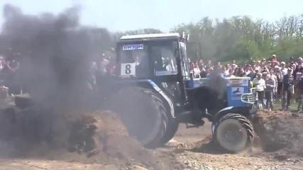 Руски трактористи