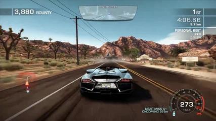 need for speed hot pursuit (lamborghini reventador)