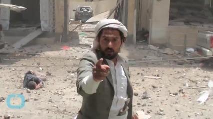 Saudi Airstrikes Pound Yemen's Shiite Rebels, Killing 20