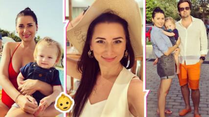 Наталия Кобилкина със съвети как се запазват интимните отношения на мъжа и жената след детето
