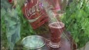 Замразяване на кока-кола и спрайт за секунди
