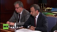 Russia: Medvedev talks Arctic Sea traffic expansion with Deputy PM Dvorkovich