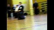 Iaido exam - Sofia 12.03.2011