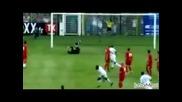 Най - добрите голове за сезон 2009/10 part 1