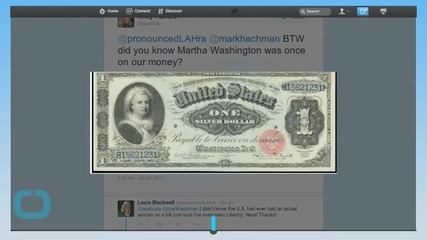 Mystery Woman To Be On $10 Bill