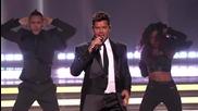 Ricky Martin - Mr. Put It Down / Livin' La Vida Loca / She Bangs / Cup of Life