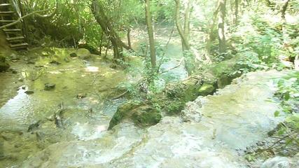 Крушунски водопади - Природна забележителност - България