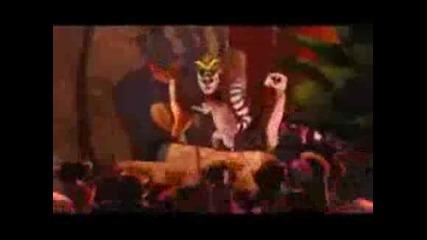 Madagascar - I Like To Move It - Супер Яка Пародия