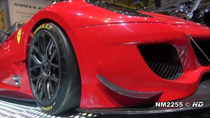 2012 Ferrari 599xx