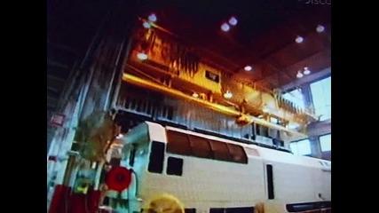 Как се правят локомотивите в Сащ - 3