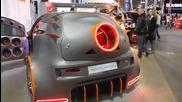 Извънземен тунинг ## Fiat Grande punto [ Hertz audio system ]