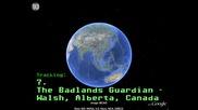 10-те Най-странни Открития в Google Earth...
