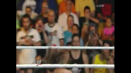 Adam Rose vs Пирата Damien Sandow - Wwe Money In The Bank 2014