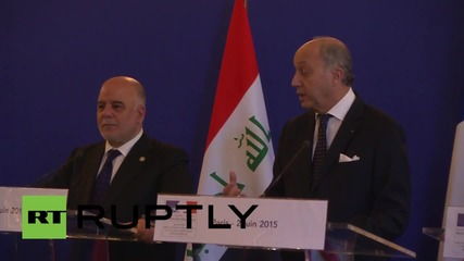 France: Russia plays important role in defeating IS, says FM Fabius