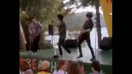 Camp Rock - Play My Music(official music video)