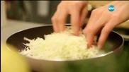 Супа с китайско зеле и наденички - Бон Апети (26.10.2015)